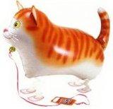 Folienballon - Airwalker - Katze