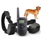 Mondpalast ® 1 für 1 100 Levels NO-Barking Hundetraining Halsbänder Erziehungshalsbänder Anti Bellen Schock Kragen